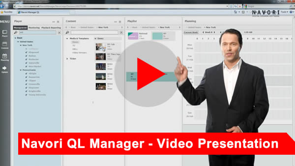 Navori Manager - Video Overview