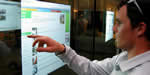 Projection Film - GlassVu Mk II - Interactive - Brisbane Visitor Information Centre